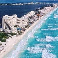 Канкун в январе