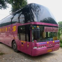 автобус до халонга
