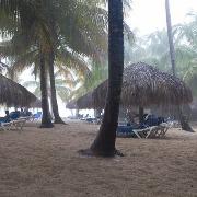 дождь в доминикане