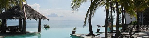 красивые острова в малайзии