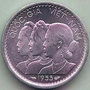 монета вьетнама
