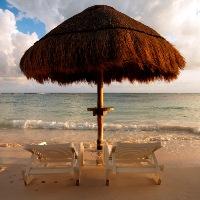 отдых на пляжах в мексике