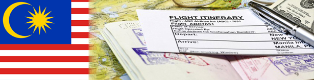 оформляем визу в малайзию