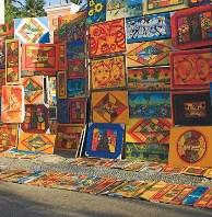 яркие сувениры из доминиканы