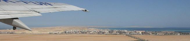 Аэропорт Хургады время полета