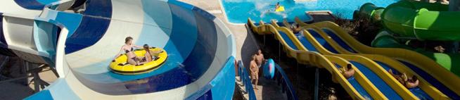 Desert Rose Resort - аквапарк