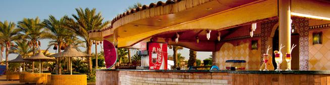 Desert Rose Resort бар