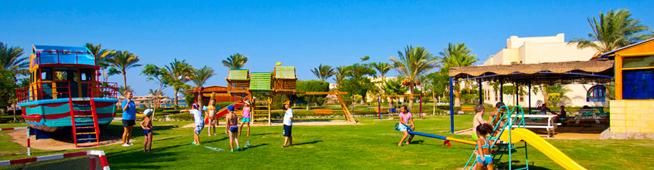 Desert Rose Resort - детская площадка
