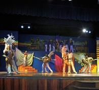 Гранд Бахия Принцип Баваро - вечернее представление