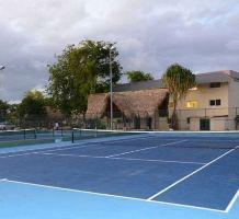 Меморис Сплеш площадка для тениса