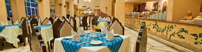 Сани Дейс Эль Паласио ресторан