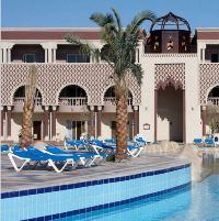 Санрайз Мамлюк бассейн в отеле