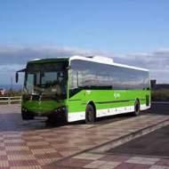 автобус тенерифе