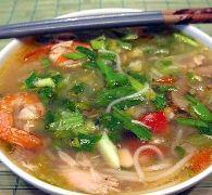 улчиная еда во Вьетнаме