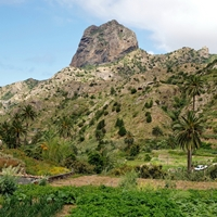 горы тенерифе