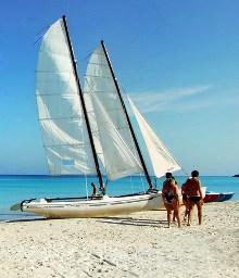 отдых на пляжах кубы