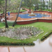 пунта кана дождь
