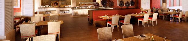 роялтон пунта кана ресторан