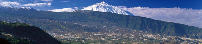 тенерифе - горы