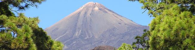 вулканы на тенерифе