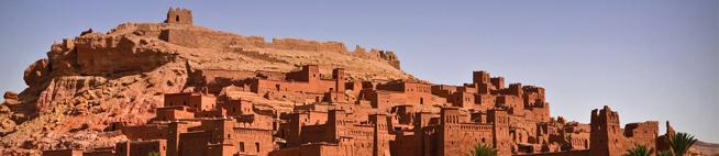 Марокко в апреле