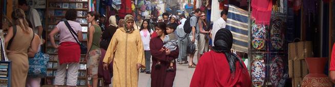 улицы марокко