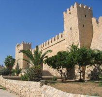 Территориальное расположение Туниса