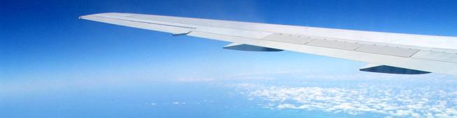 вид на Кубу с самолета