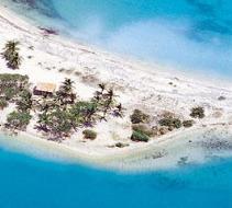 яркий пляж в доминикане
