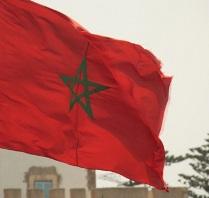 флаг в марокко