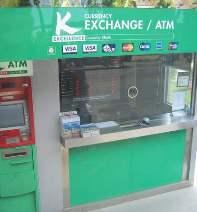 обменный киоск в тайланде