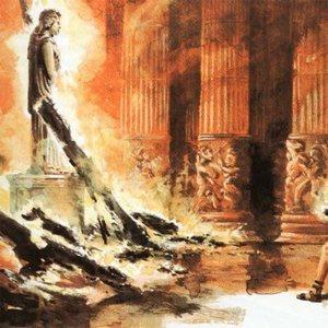 Герострат сжёг храм