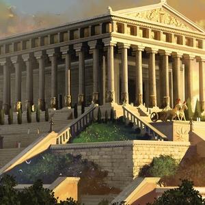 Первый храм Артемиды