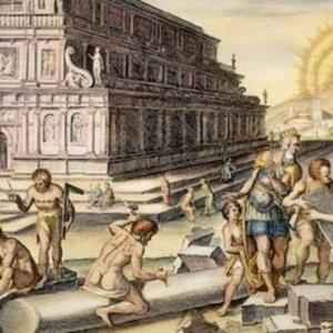 Второе строительство храма Артемиды