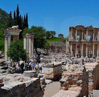 храм богини Артемиды в Эфесе