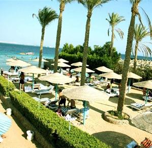 пляж отеля Минамарк Бич Резорт