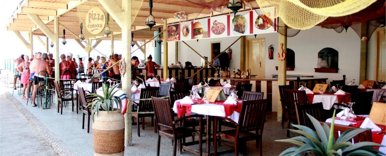 ресторан отеля Минамарк Бич Резорт