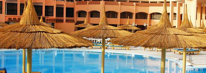 Отель Beach Albatros 4