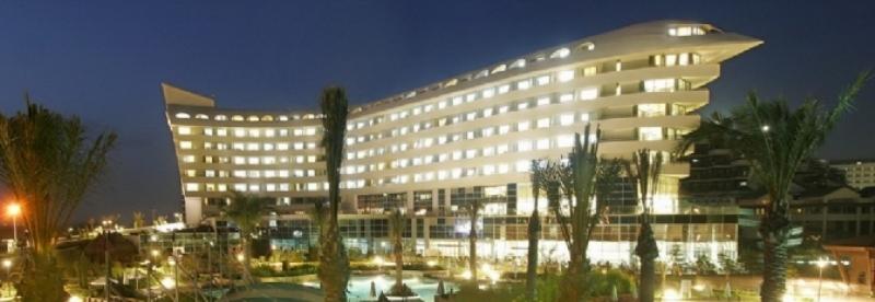 Отели и гостиницы Антальи 5 звезд - цены, фото, отзывы